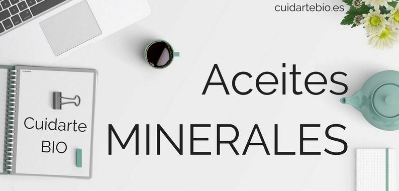 Derivados del petroleo: Aceites minerales: PETROLATUM