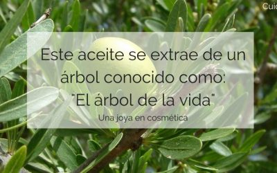 Aceite de Argan: Cosmética Natural