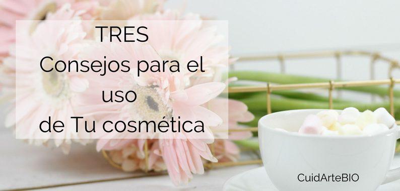 3 preguntas sobre tus cosméticos