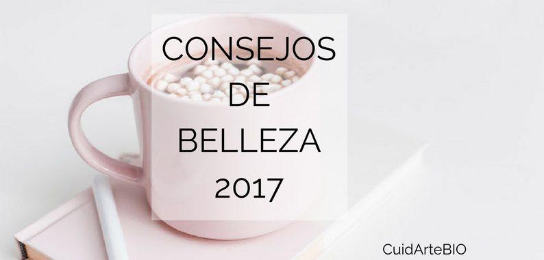 Consejos de Belleza 2017